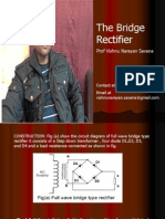 applications of half wave rectifiers in daily life