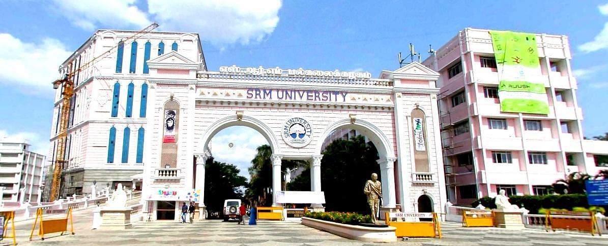 srm university delhi application form 2018