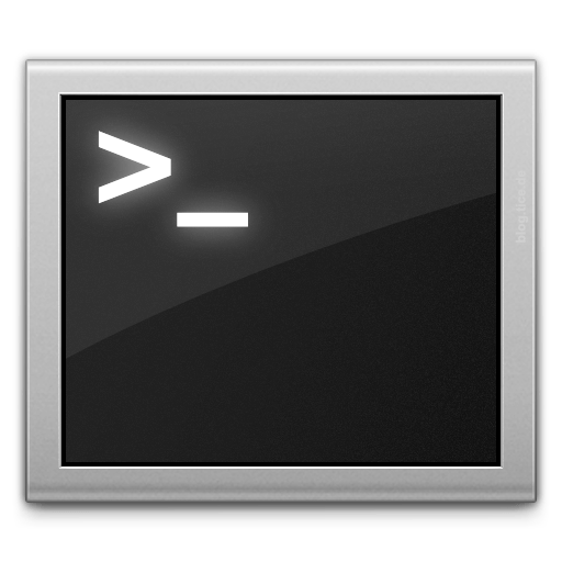 run applications from terminal mac