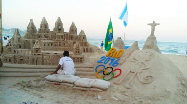 rio olympics 2016 volunteer application