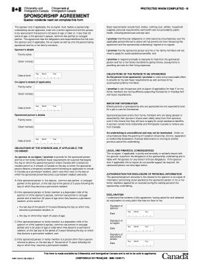application to sponsor form imm 1344 who is the co-signer