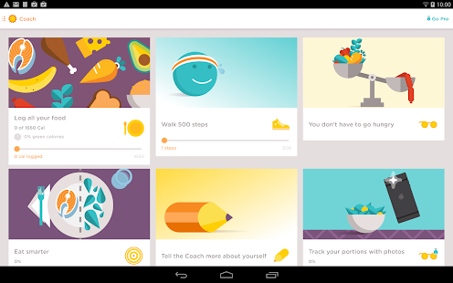 weight loss applications free for android