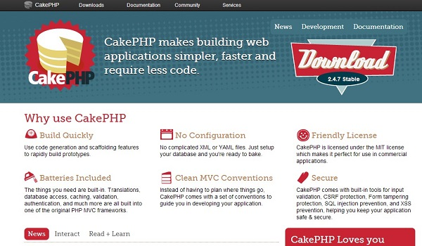 cakephp how to add model to application