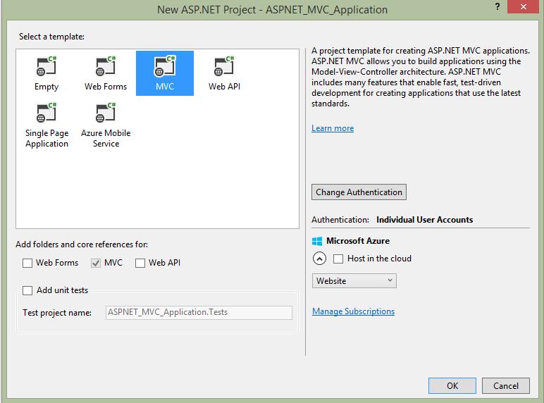 asp.net mvc offline application example
