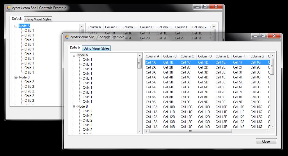 visual studio create a simple windows form application c