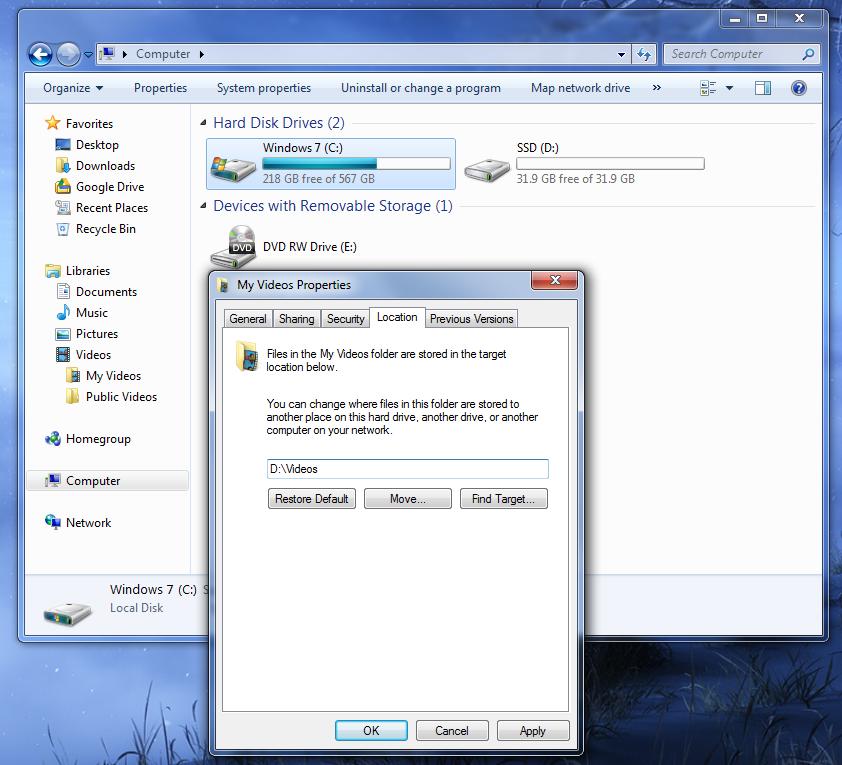 user application data folder windows 8