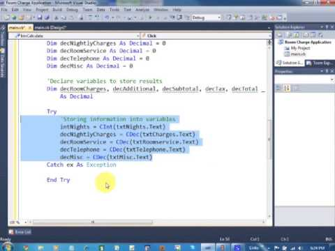 how to open an application using visual basic