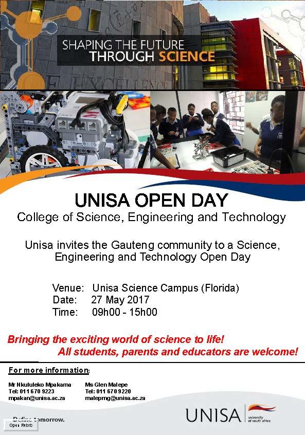 unisa nsfas application closing date