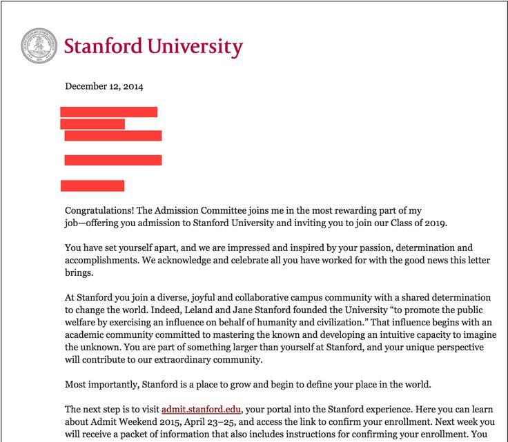 stanford application essay black lives matter