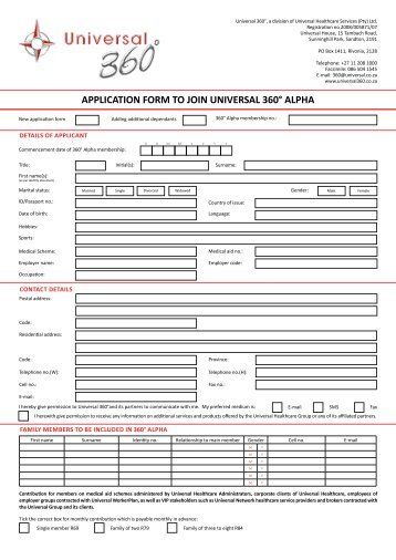 the southern co-operative application form