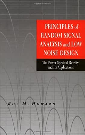 applications of spectral analysis in econometrics