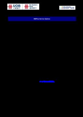 uob singapore bank business account application