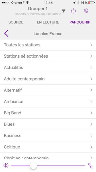 application pour ecouter music sans wifi