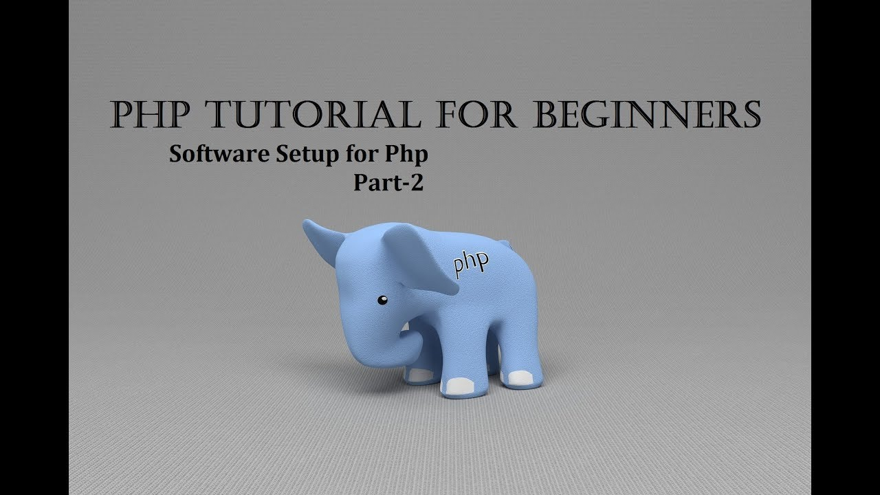 what is php application development