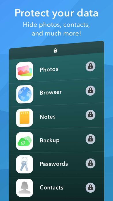 app lock application for iphone 6