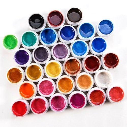 comment appliquer un gel uv de couleur