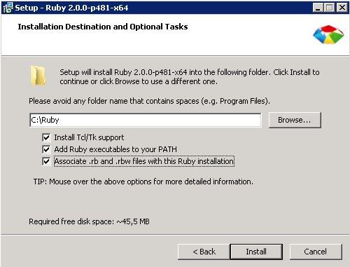 ruby on rails application.yml