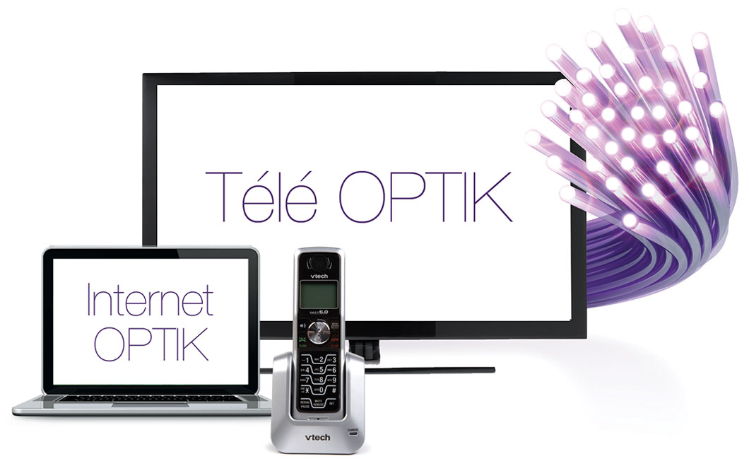 application pour telus optik sur pc