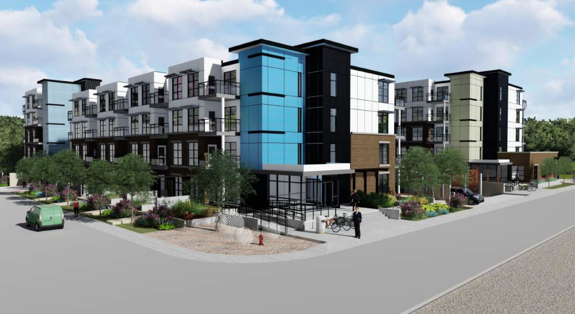 city of kelowna zoning application