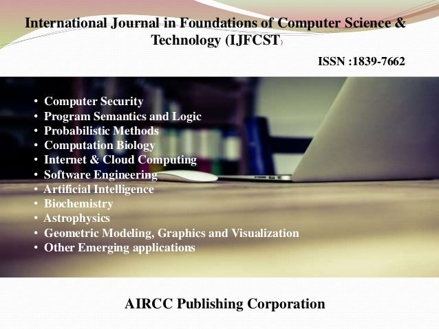 computer graphics and applications journal submission