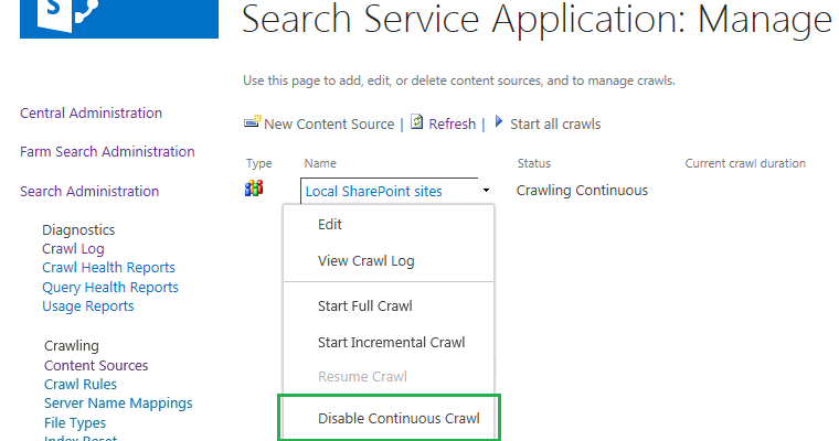 configure sharepoint 2013 service applications