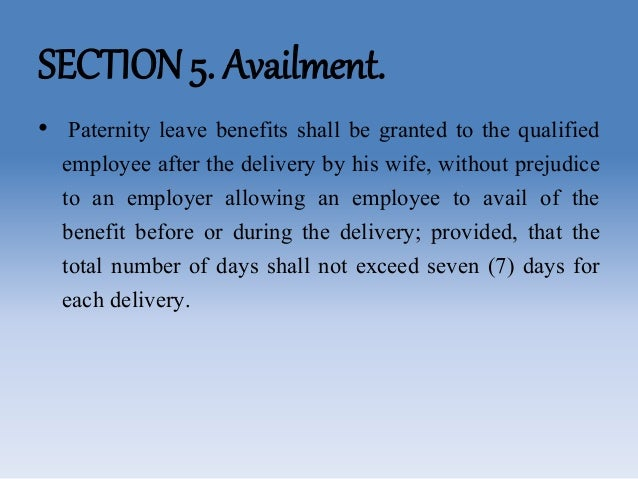 ontario maternity leave benefits application