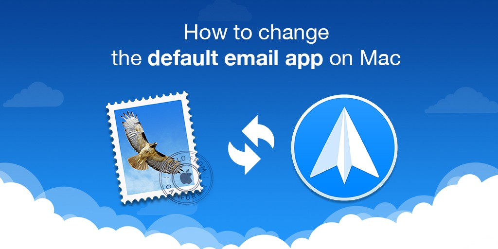 change default application in mac