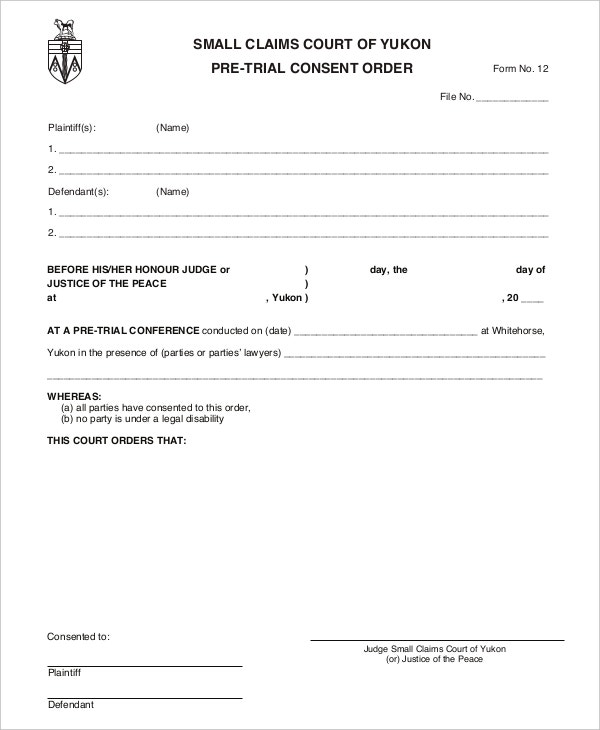 how to make a small claims court application in bc