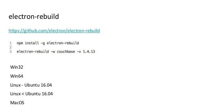 c or javascript desktop applications