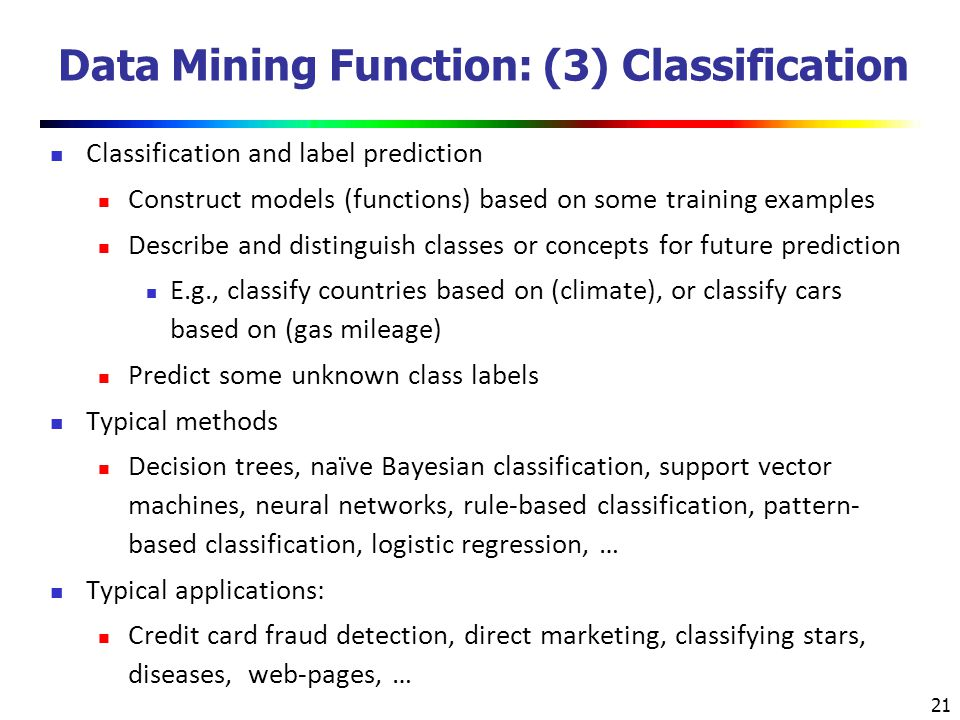 application of data mining in fraud detection