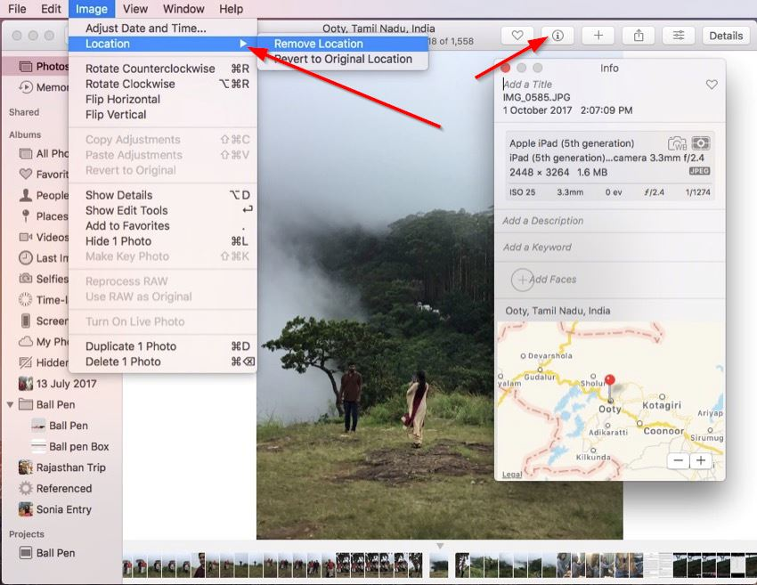 mac how to find applications path