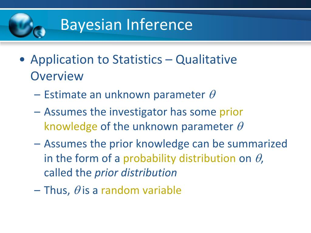 applications of bayes theorem ppt