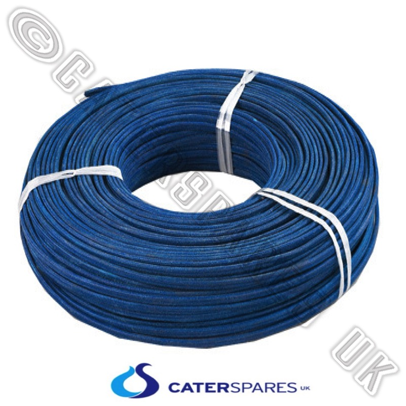 wire for high heat applications