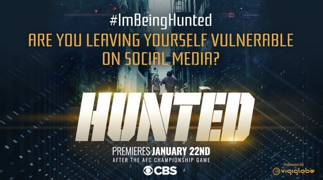 hunted tv show 2017 application