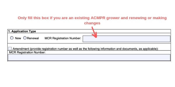 acmpr application form health canada