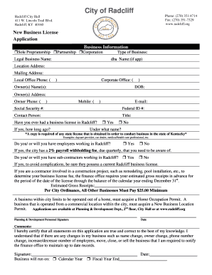 city of chilliwack business license application