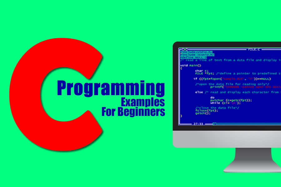 every c application program must have