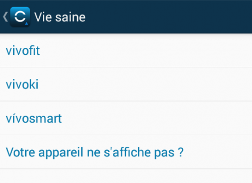 application analyse du sommeil iphone