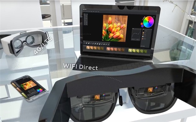 application cellulaire virtuel sur pc