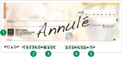 application desjardins specimen de cheque