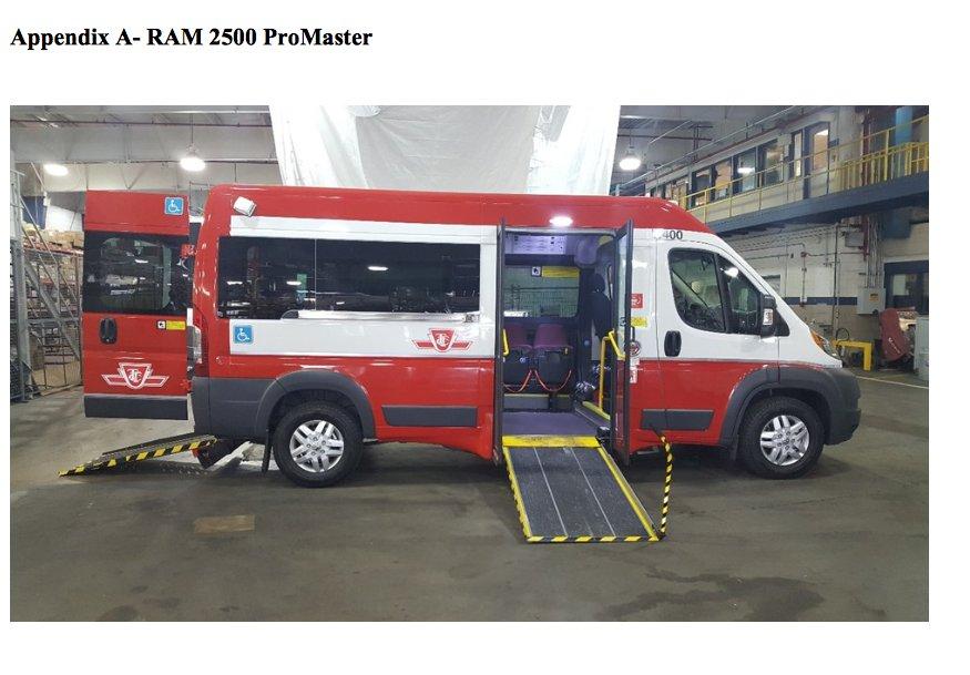 application for ttc wheel transit