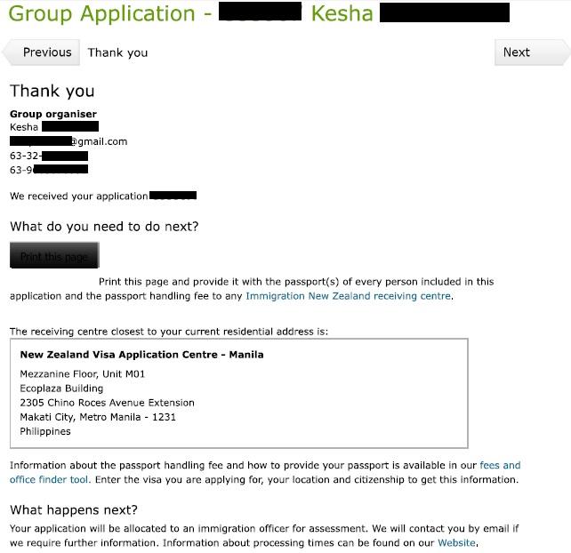 application for visitor visa guide