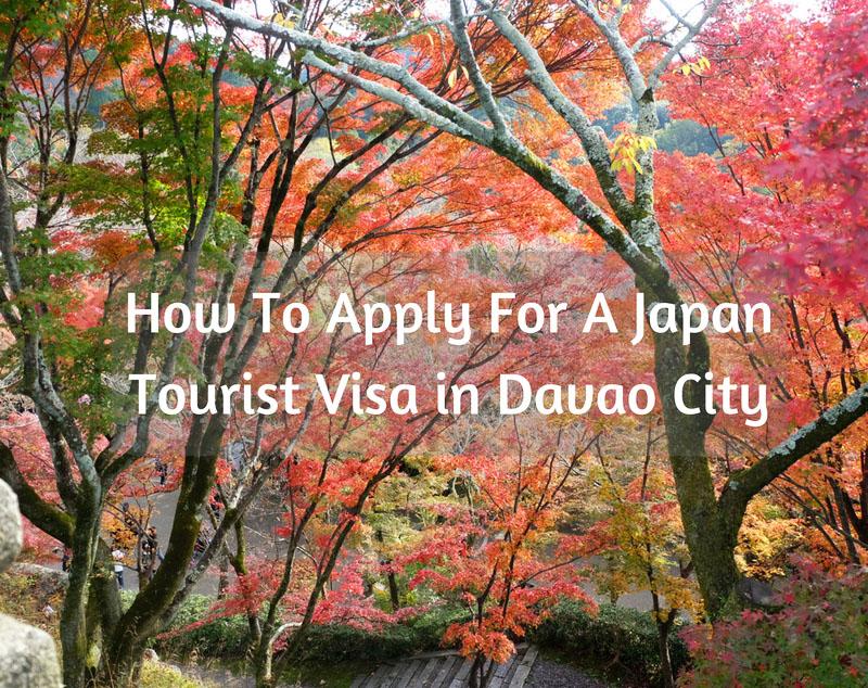 application form for japan tourism