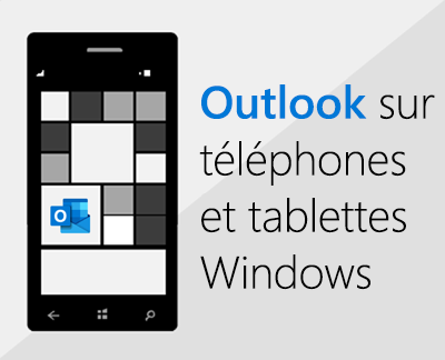 application outlook windows 10 fr