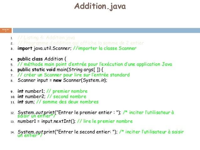 application qui demande un nombre entier de 5 chiffres java