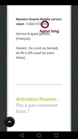 application telecommande universelle sur android