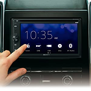 application to control sony ax100