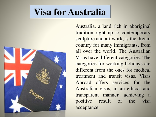 australian transit visa application status