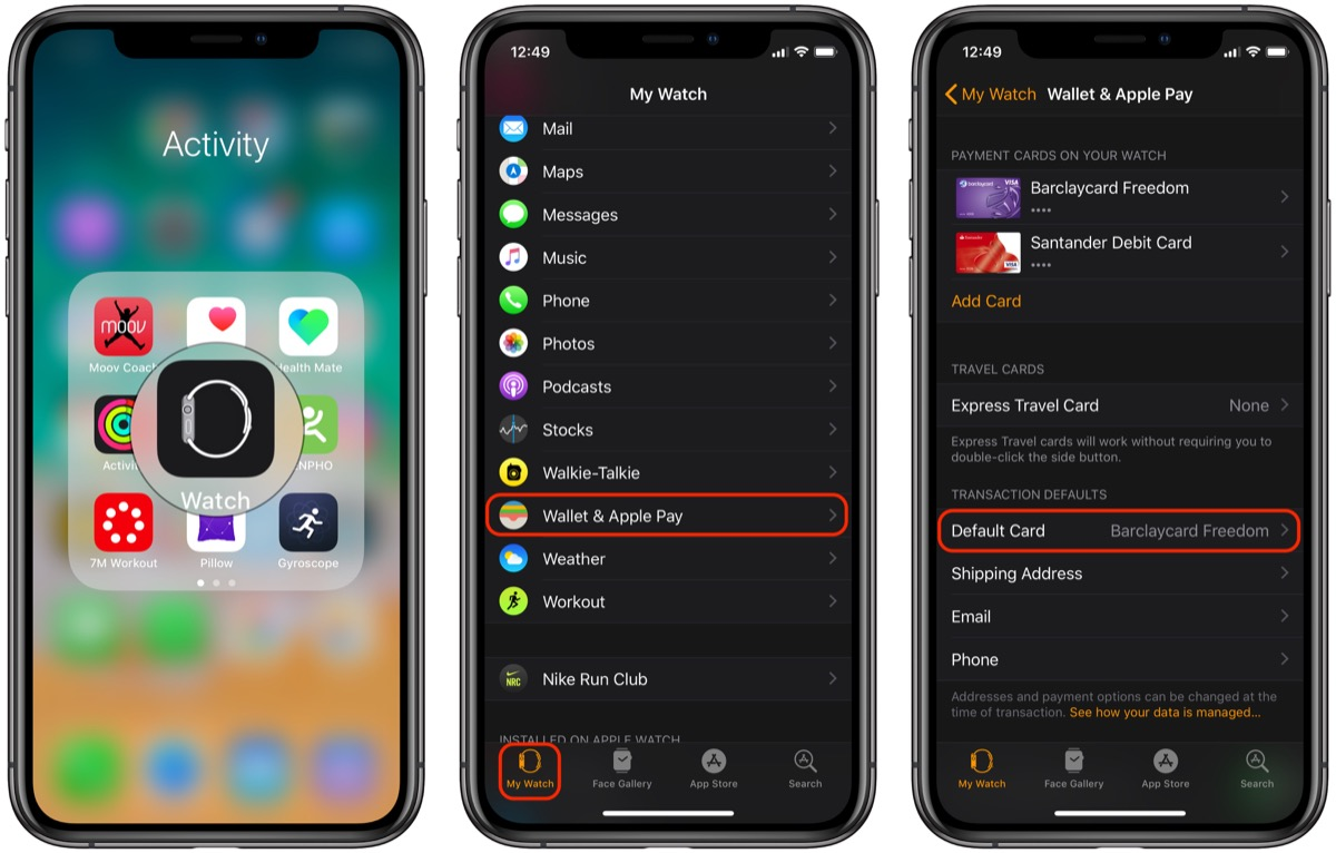 how to make an apple application free