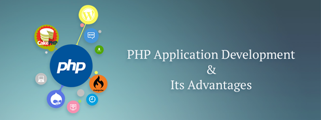application of php programming language